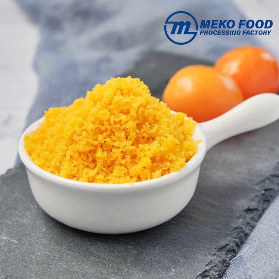 Hình ảnh sản phẩm bột trứng muối - lòng đỏ trứng muối meko food