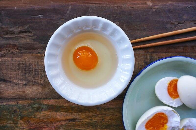 Mua lòng trắng trứng muối Meko